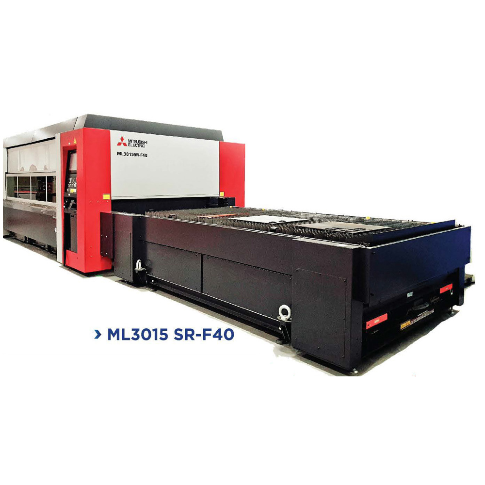 mitsubishi laser processing machine