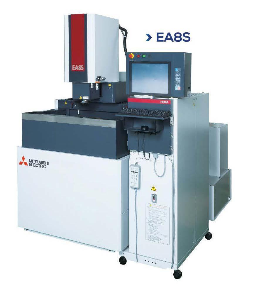 mitsubishi nc edm machine