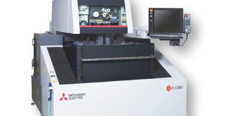 mitsubishi wire-cut edm machine