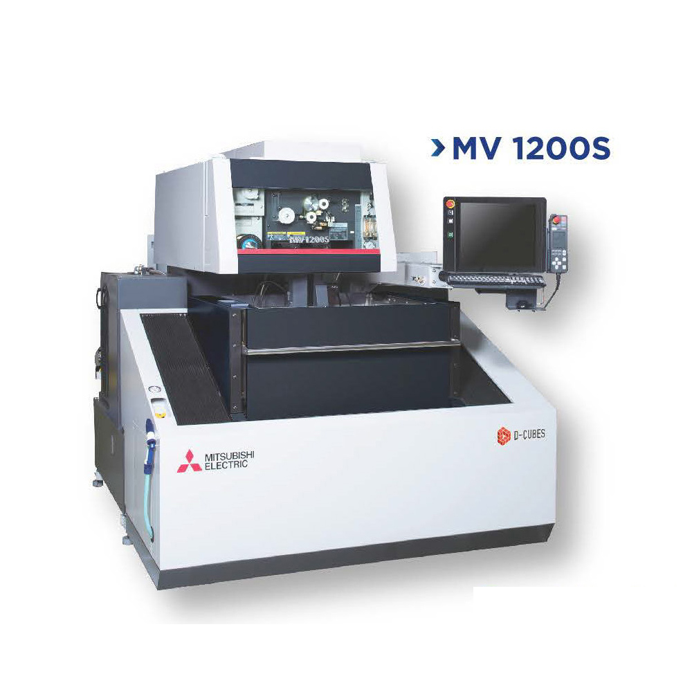 mitsubishi wire-cut edm machine