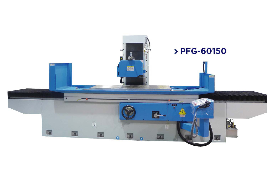 perfect high precision surface grinder column type