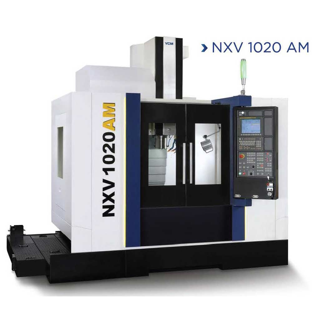ycm machining center