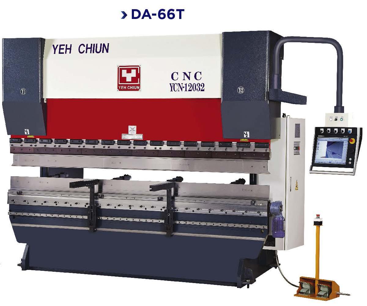 yeh chiun hydraulic press brake